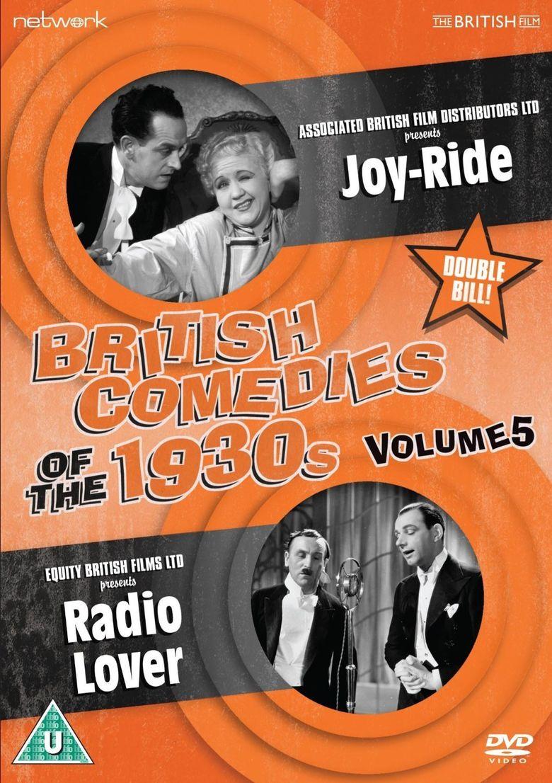 Radio Lover Poster