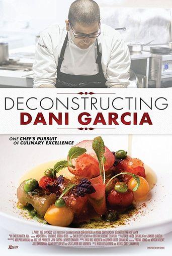 Deconstructing Dani García Poster