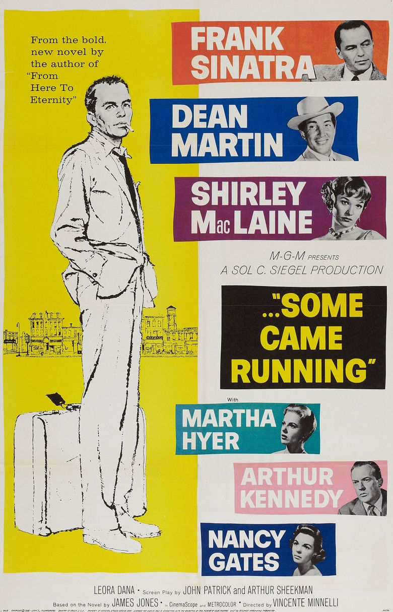 Some Came Running Poster