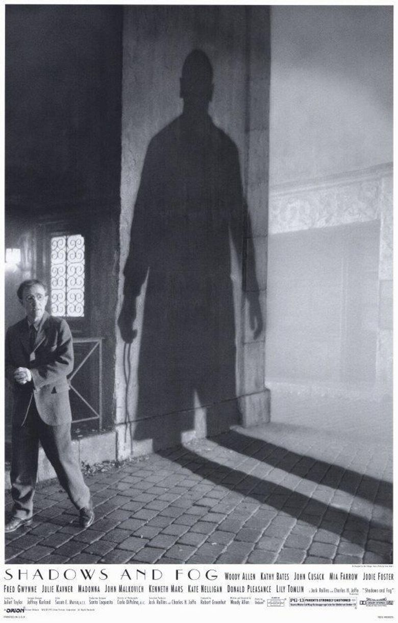 Shadows and Fog Poster