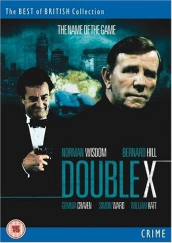 Double X: The Name of the Game Poster