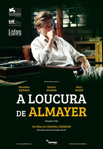 Almayer's Folly Poster