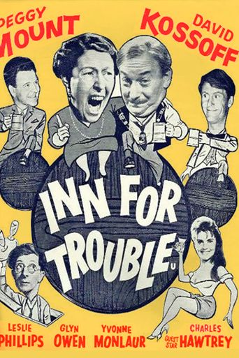 Inn for Trouble Poster