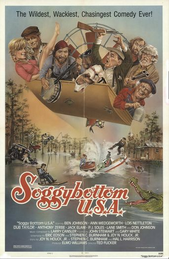 Soggy Bottom, U.S.A. Poster