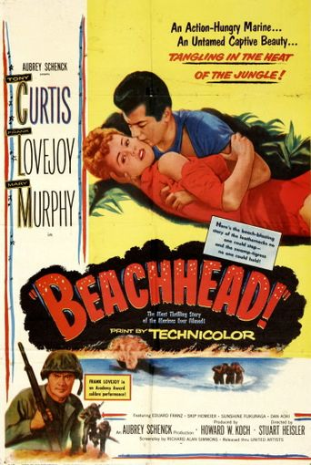 Watch Beachhead