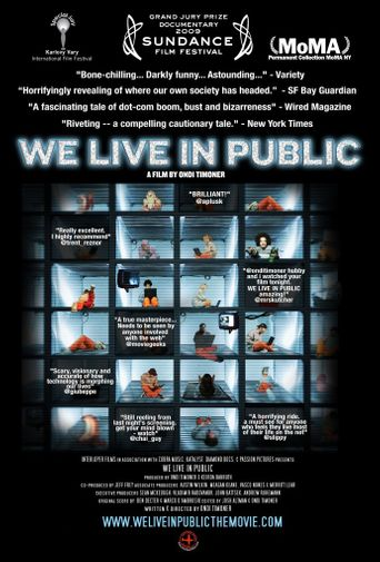 Watch We Live in Public