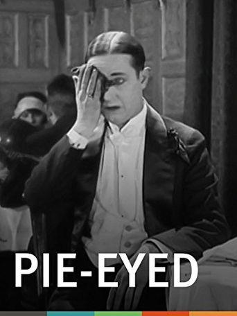 Pie-Eyed Poster