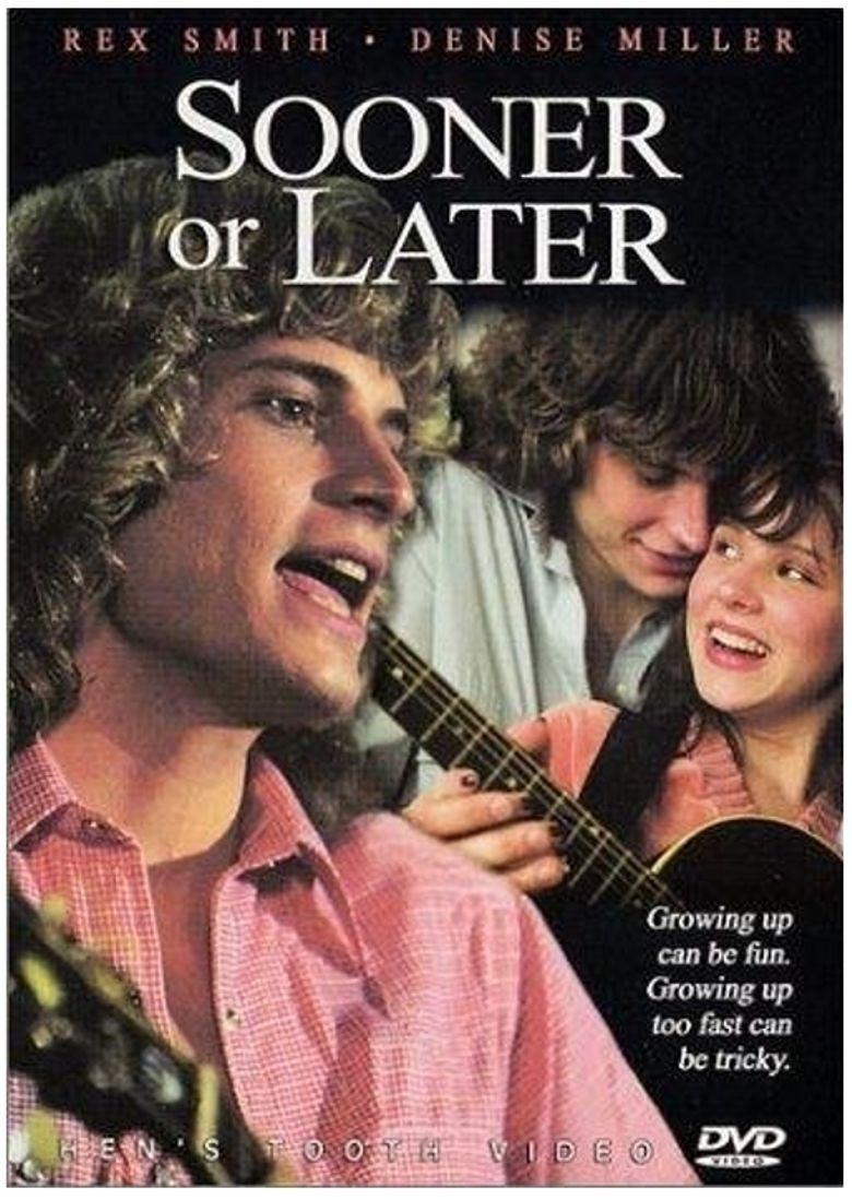 Sooner or Later Poster