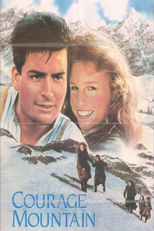 Courage Mountain Poster