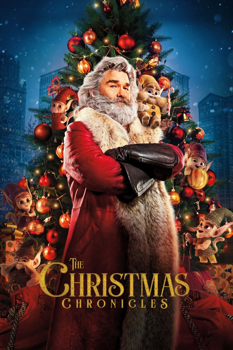 The Christmas Chronicles Poster