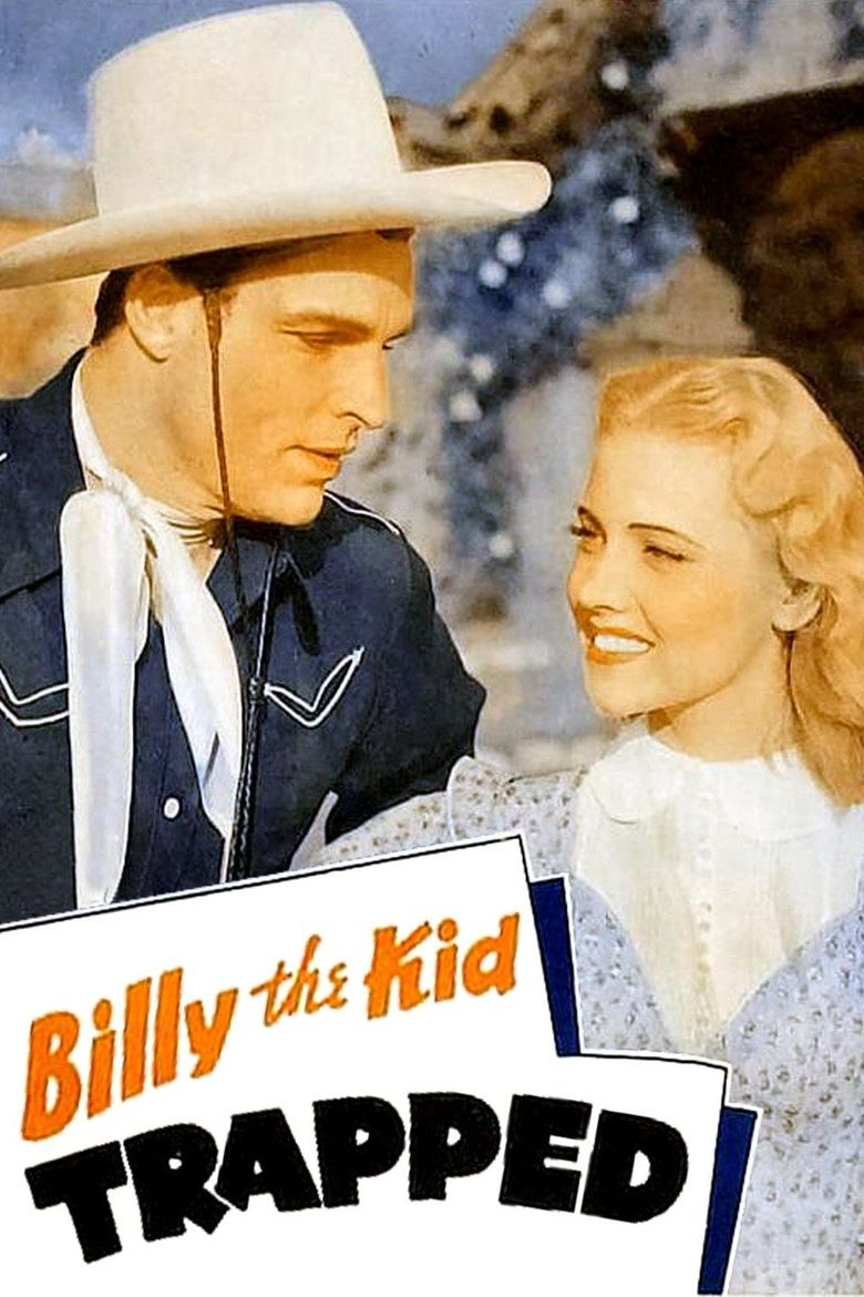 Billy the Kid Trapped Poster