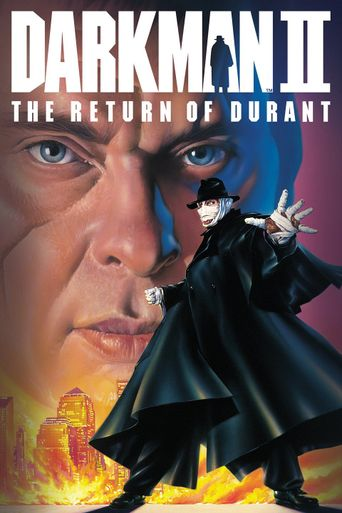 Watch Darkman II: The Return of Durant
