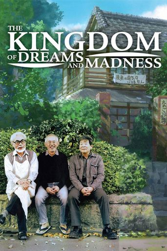 The Kingdom of Dreams and Madness Poster