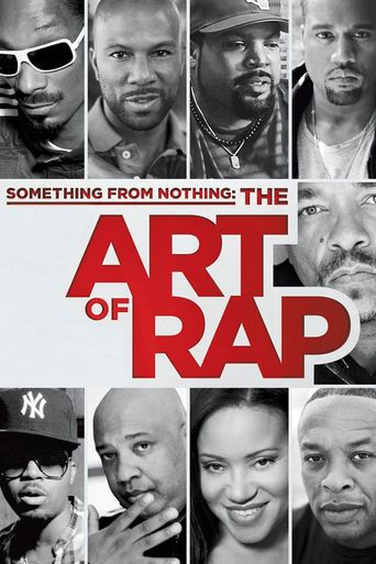 Something from Nothing: The Art of Rap Poster