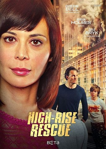 High-Rise Rescue Poster