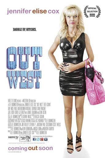 Out West Poster