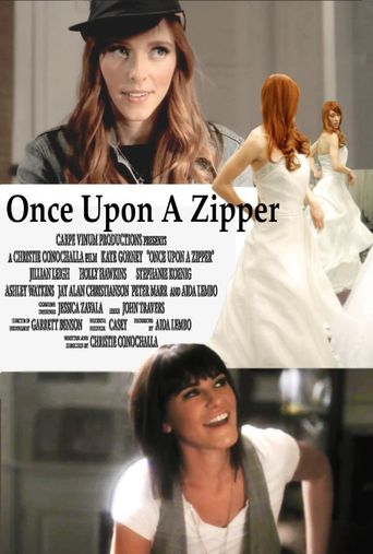 Once Upon a Zipper Poster