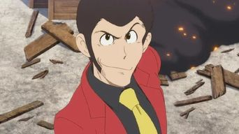 Lupin III: Prison of the Past Poster