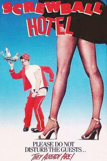 Screwball Hotel Poster
