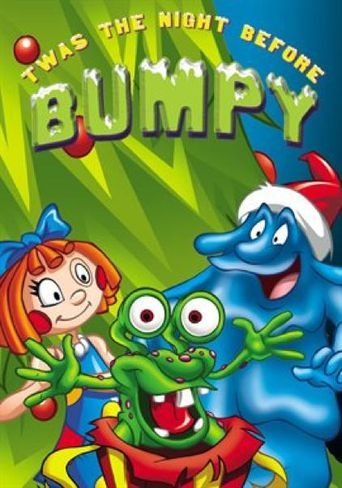 'Twas the Night Before Bumpy Poster