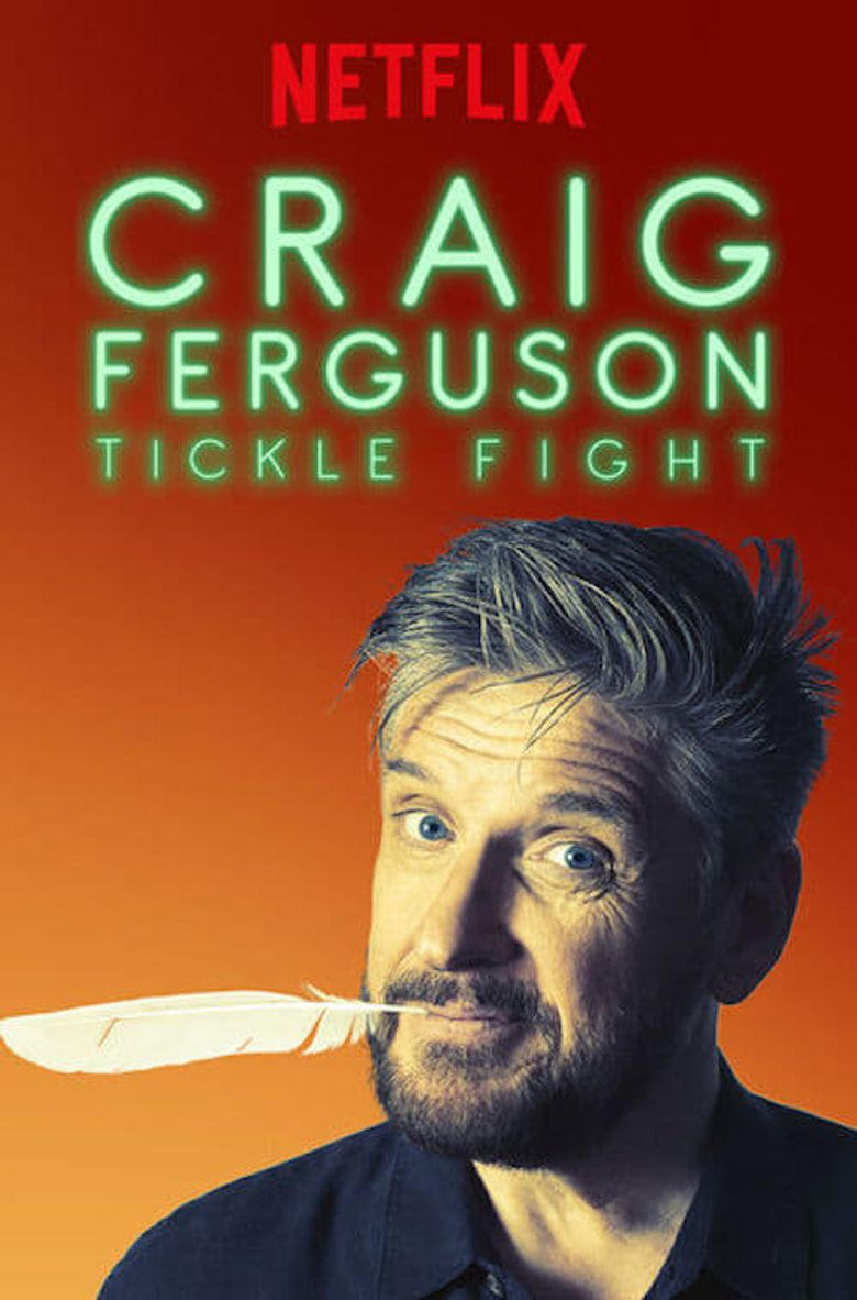 Craig Ferguson: Tickle Fight Poster