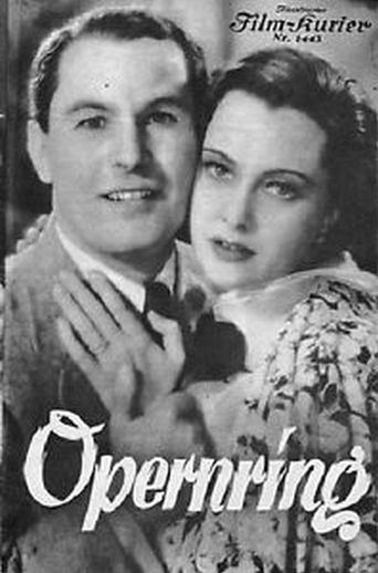 Opernring Poster