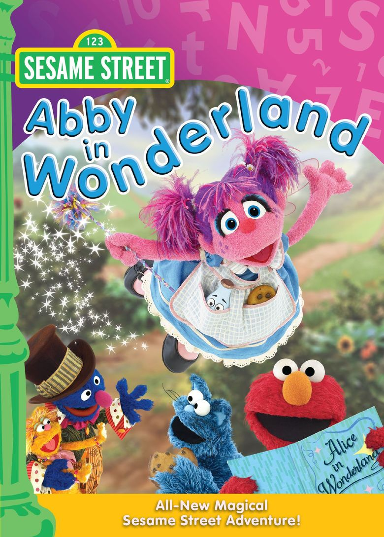 Abby in Wonderland Poster