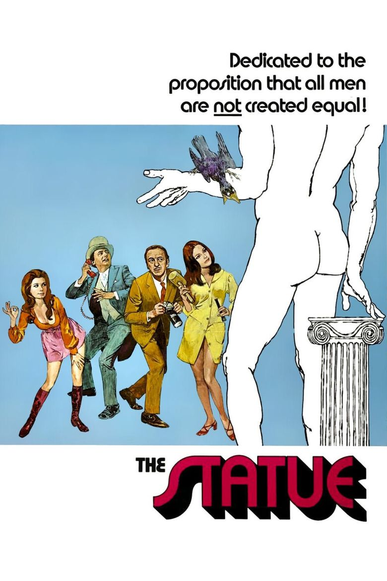 The Statue Poster
