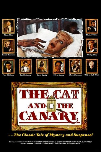 Watch The Cat and the Canary