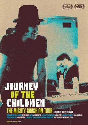 The Mighty Boosh: Journey of the Childmen Poster