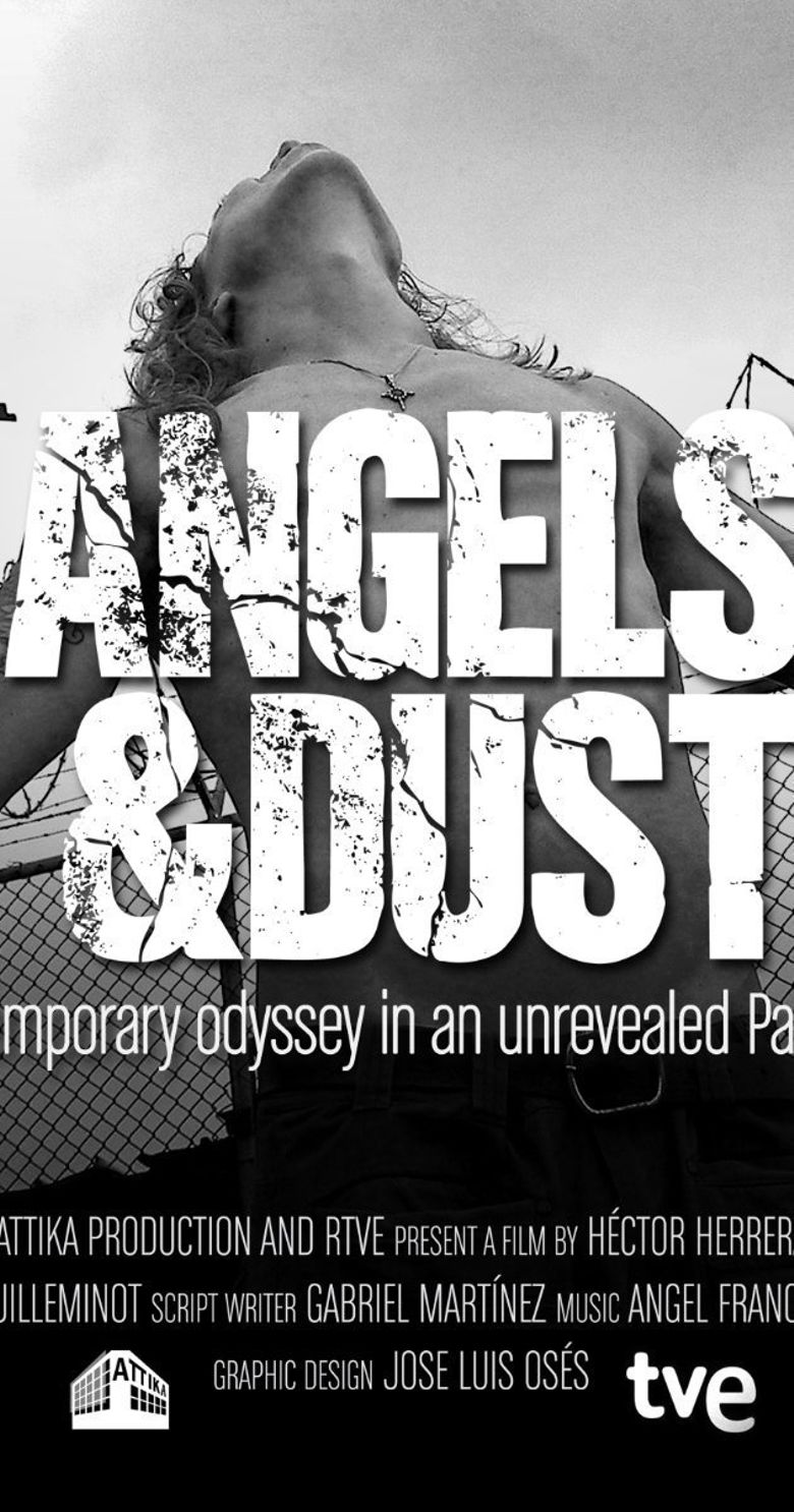 Angels & Dust Poster