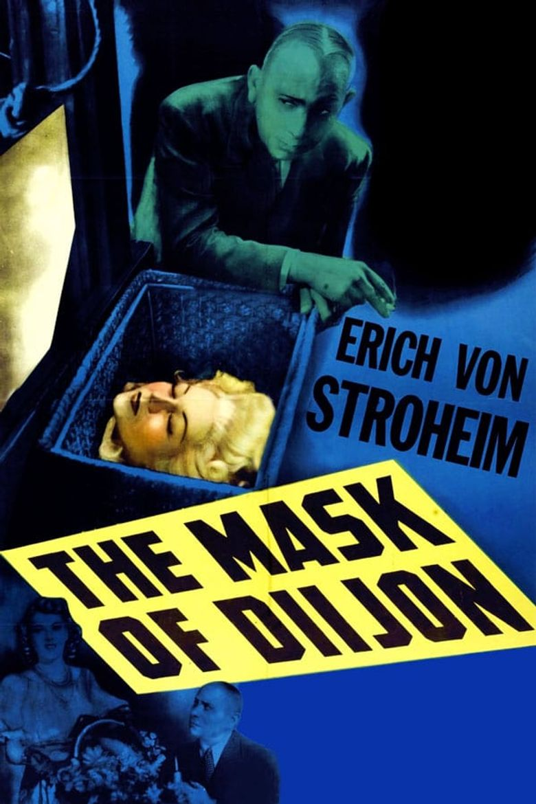 The Mask of Diijon Poster
