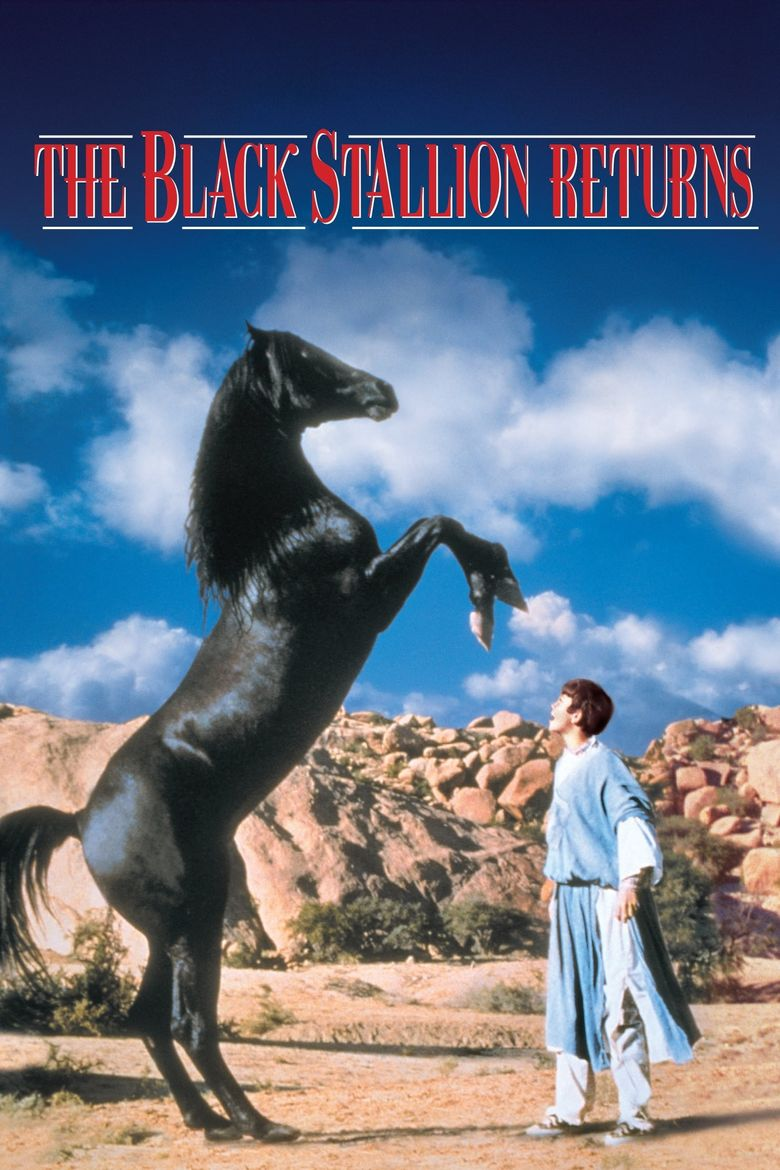The Black Stallion Returns Poster