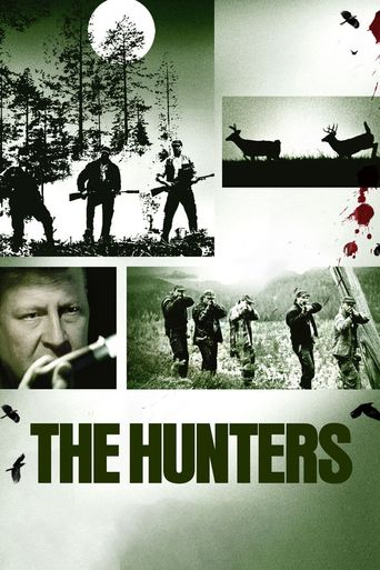 The Hunters Poster