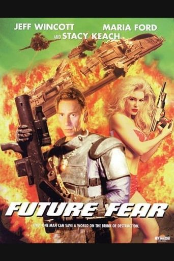 Future Fear Poster