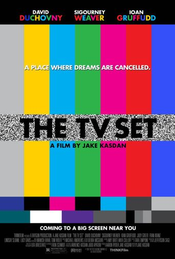 The TV Set Poster