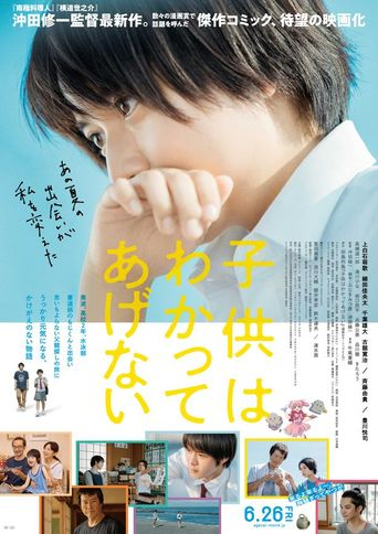 One Summer Story Poster