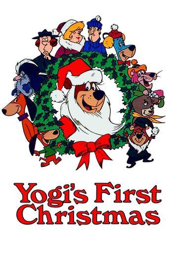 Yogi's First Christmas Poster