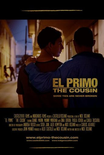 The Cousin Poster
