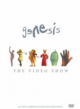 Genesis - The Video Show Poster