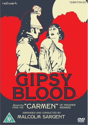 Gipsy Blood Poster