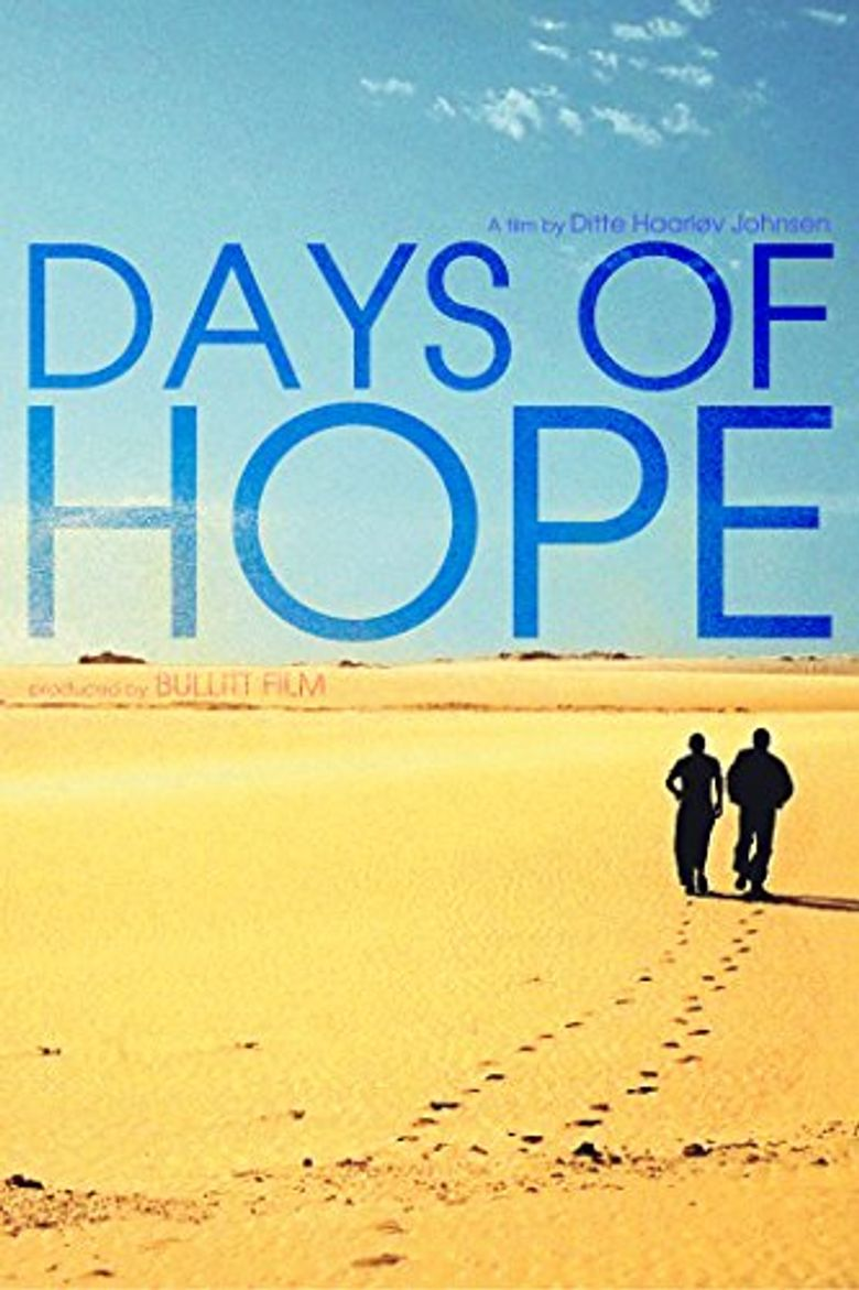 Days of Hope Poster