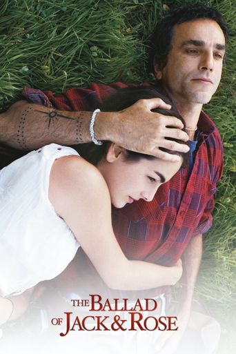 The Ballad of Jack and Rose Poster