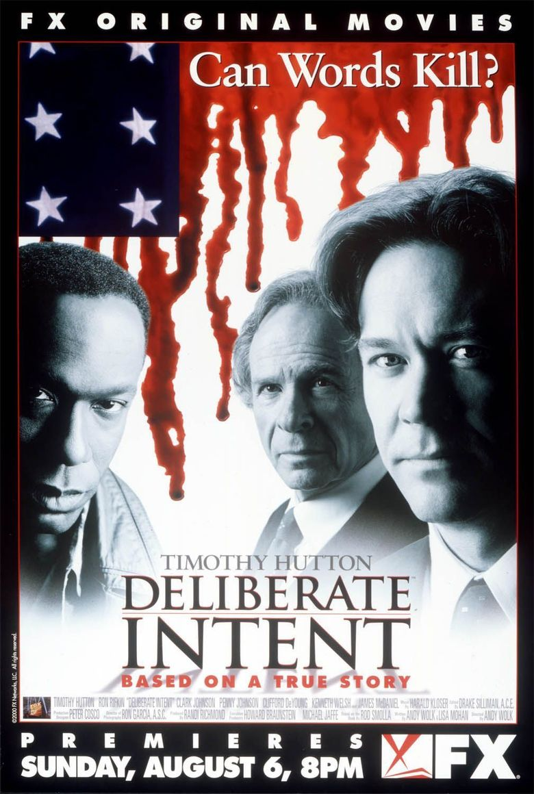 Deliberate Intent Poster