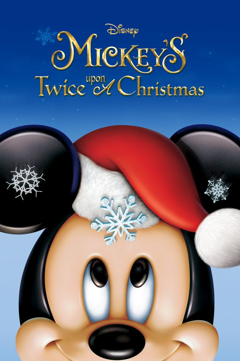Mickey's Twice Upon a Christmas Poster
