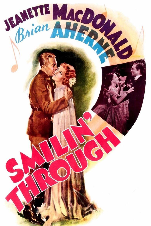 Smilin' Through Poster