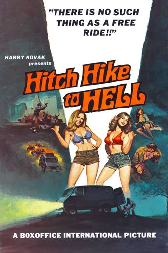 Hitch Hike to Hell Poster