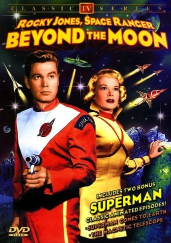 Beyond the Moon Poster