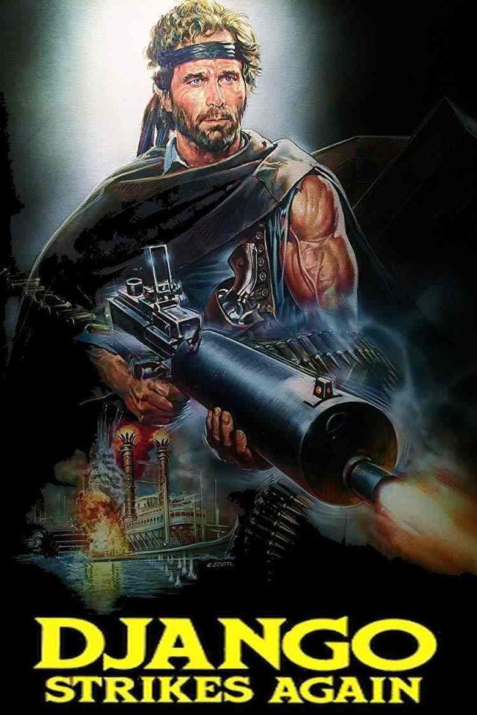 Django Strikes Again Poster