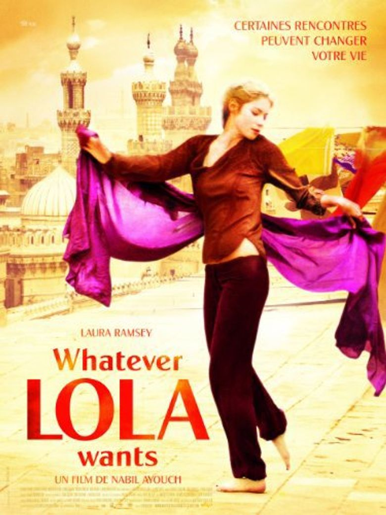 Whatever Lola wants Poster